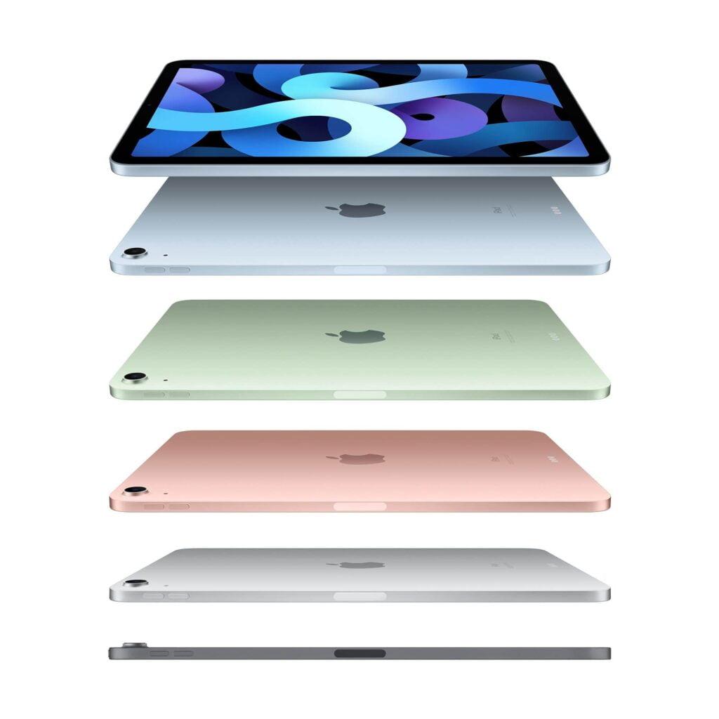 iPad Air designs