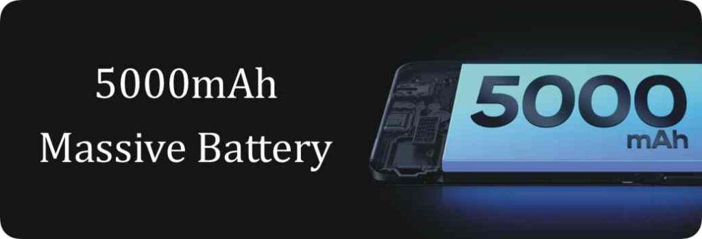 Realme 7 Battery
