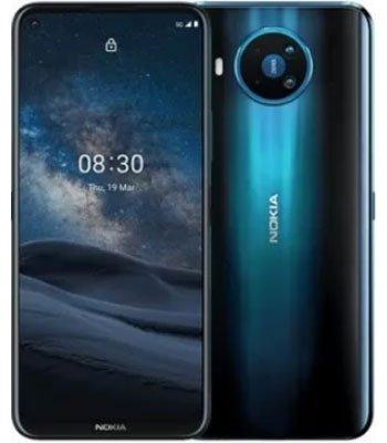 Nokia 8.3 5G display