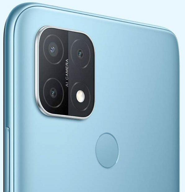 OPPO A15 camera