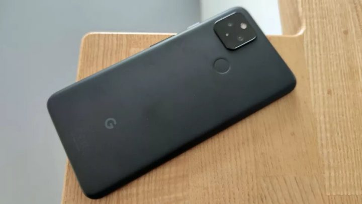 G pixel 4a 5G design