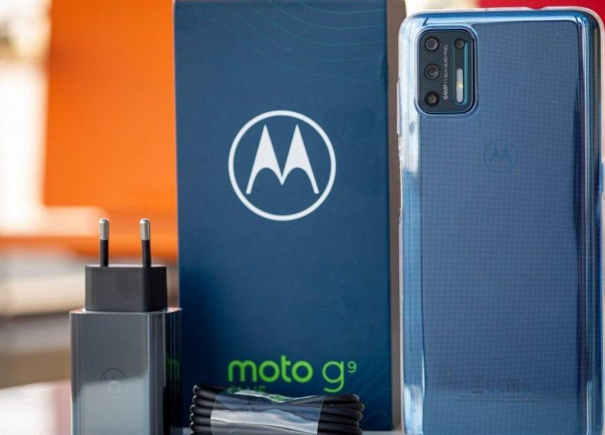 Moto G9 Plus accessories