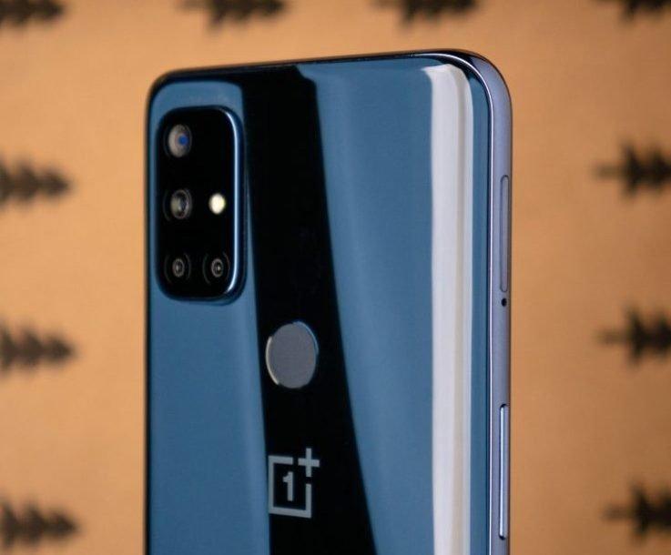 OnePlus Nord N10 camera