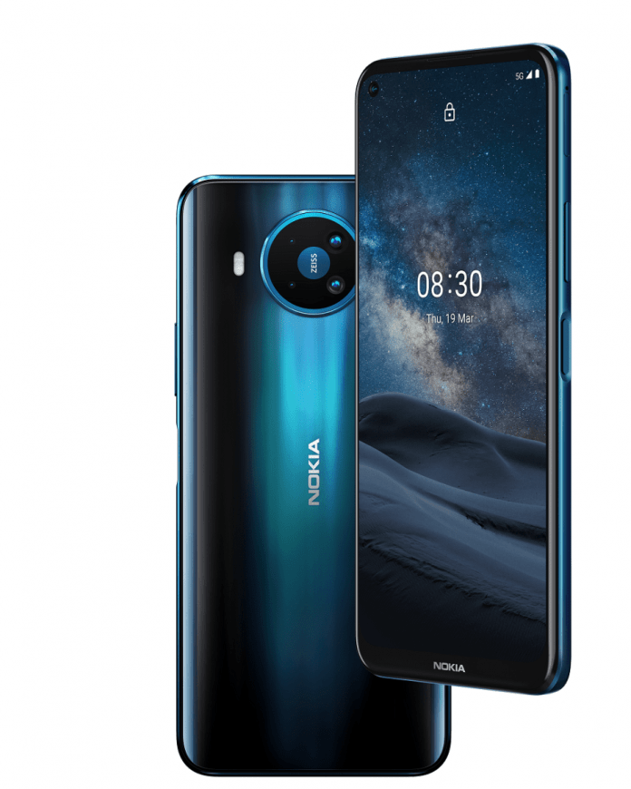 Nokia 8.5 5G image