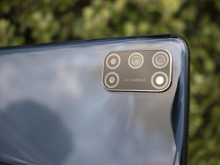 OPPO A72 camera