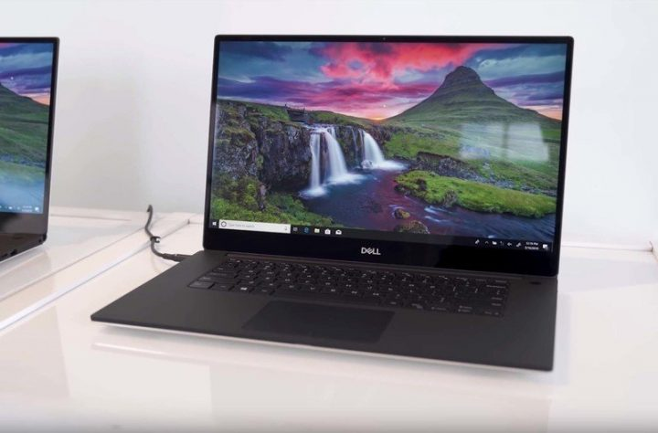 XPS 15 late 2020