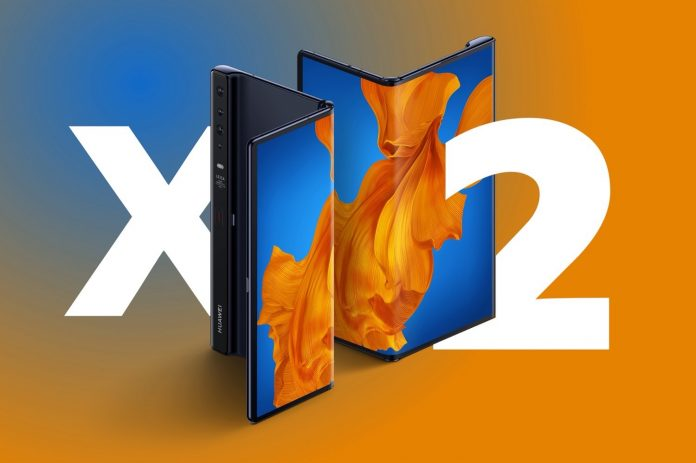 Huawei Mate X2 rumor