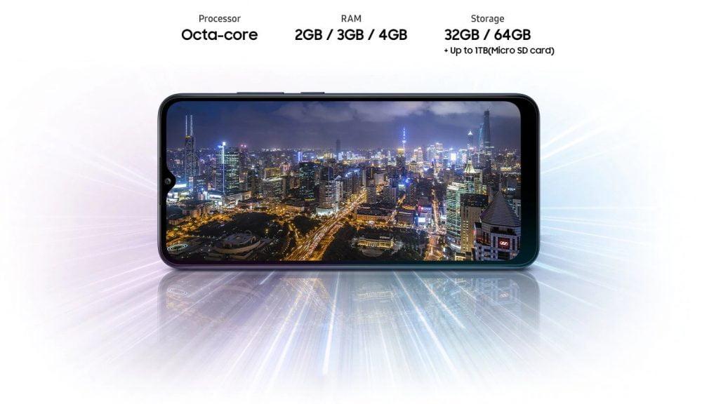 Samsung A02s