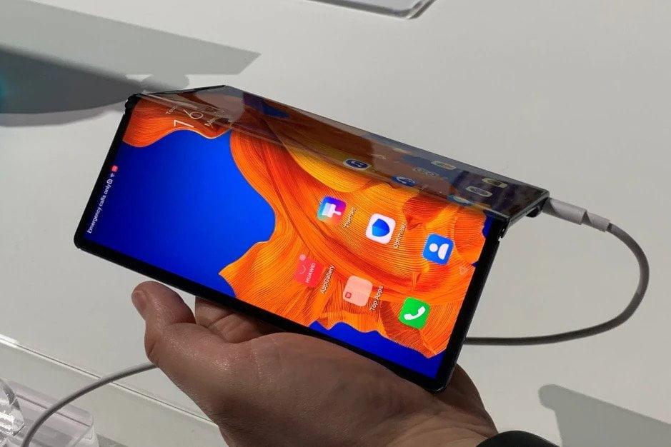 Huawei Mate X2 leaks