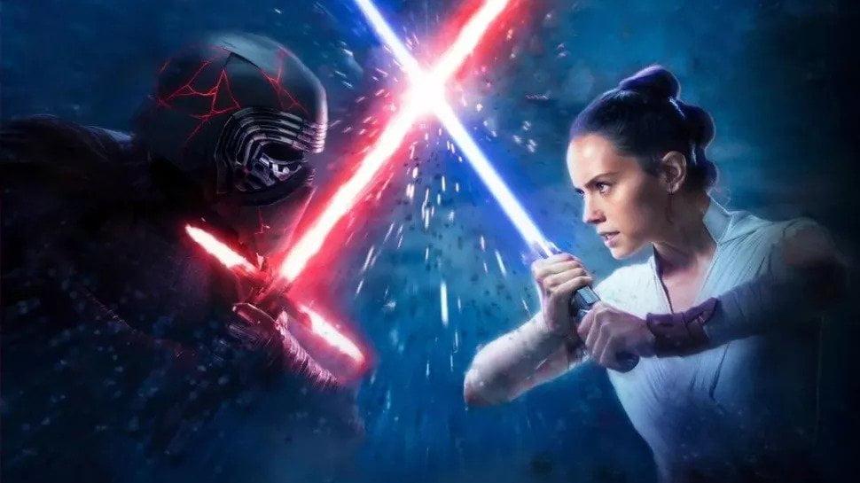 Star Wars in order