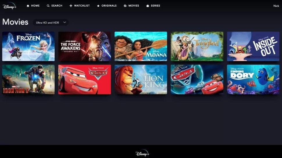 Disney Plus review
