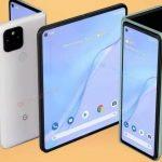 Google Pixel fold rumors