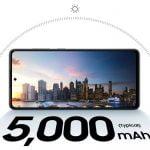Samsung Galaxy A72 battery life