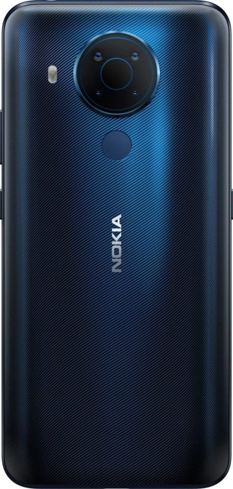Nokia 5.4 rear view