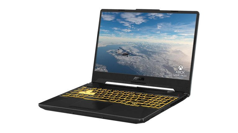 cheap laptop for games