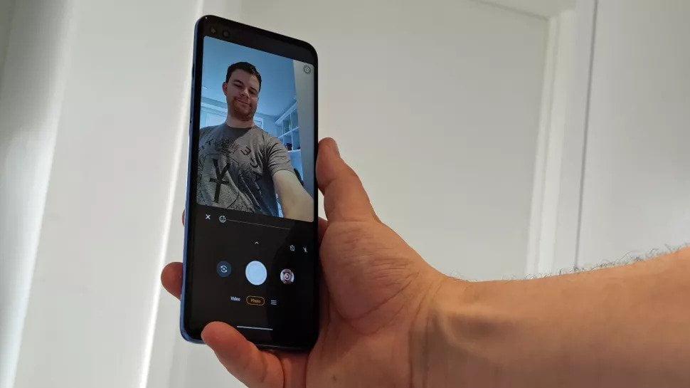 Motorola G 100 camera results