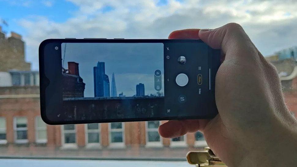 Moto G30 camera