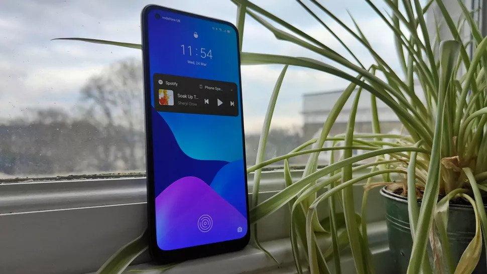 Realme 8 pro screen
