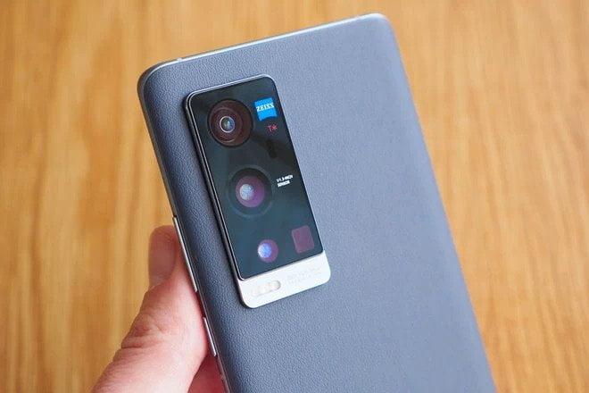 Vivo X60 Po+ camera