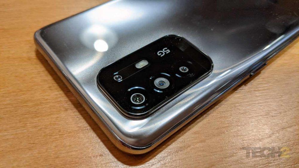 OPPO F19 Pro Plus camera