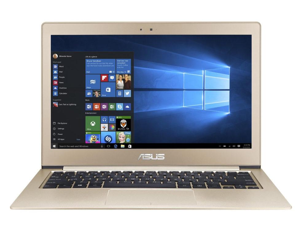 Asus UX303UA slim laptop review