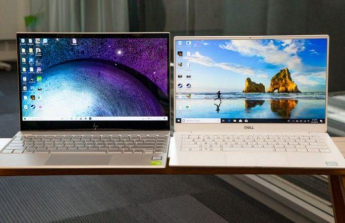 HP envy vs Dell XPS 13