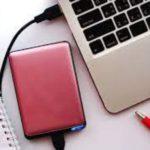 External drive for laptop