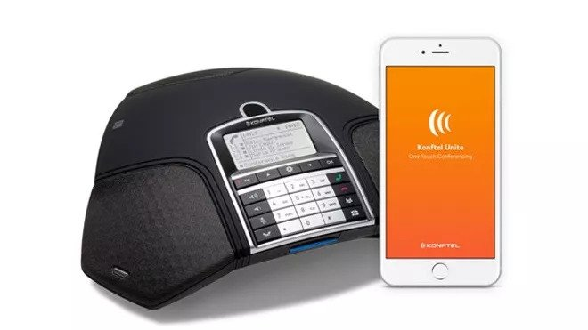conference phone for meetings