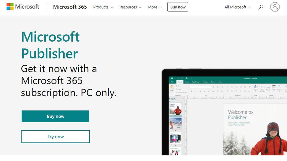 Best desktop publisher