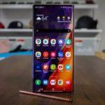 Samsung galaxy note 21 release date