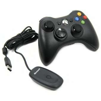 Connect Xbox 360 controllers