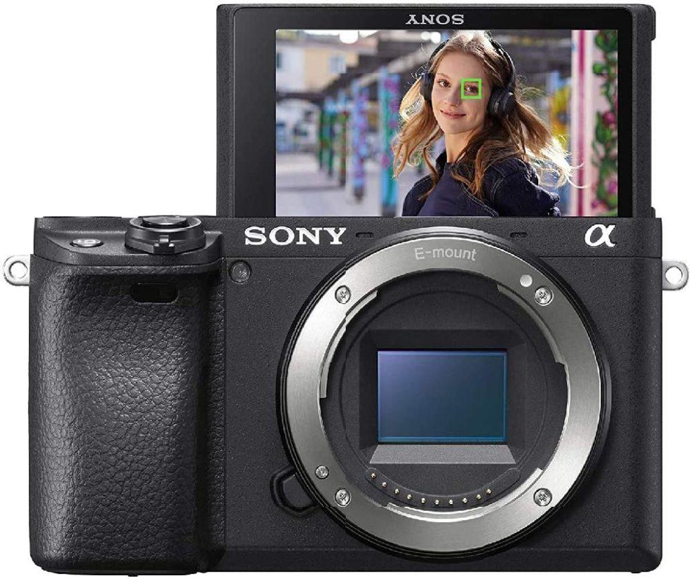 Advanatage of mirrorless cameras