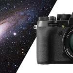 Camera for deep sky imaging