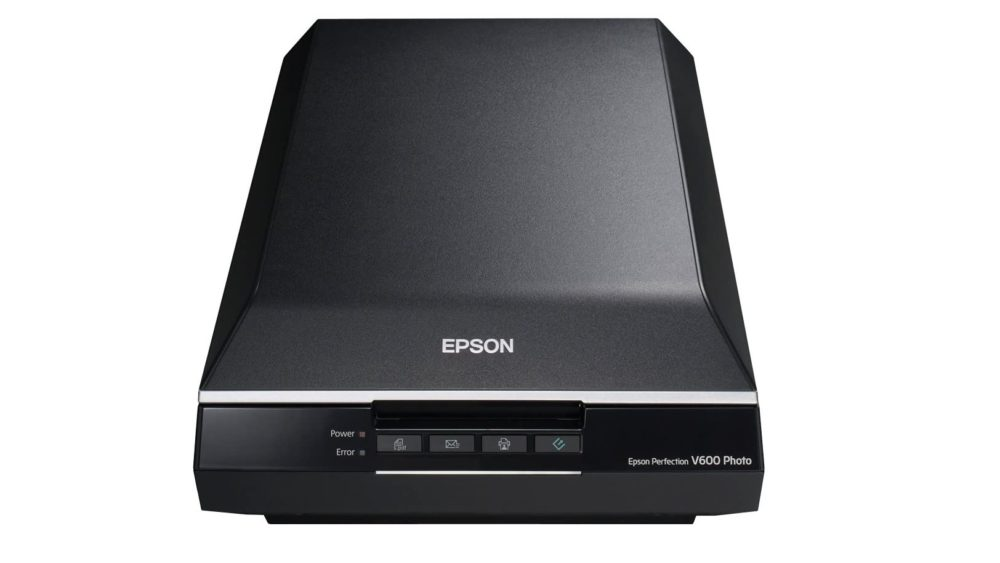 Perfection printing and scanning device by epson