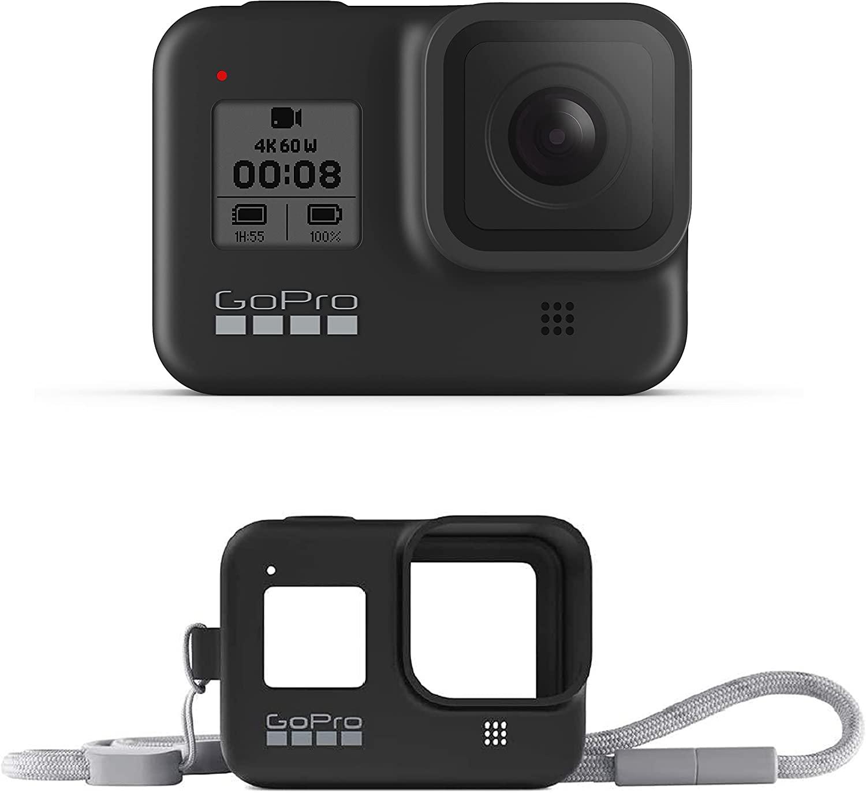 Go pro black camera for bikers