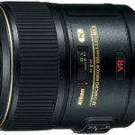 Nikon lens for photography