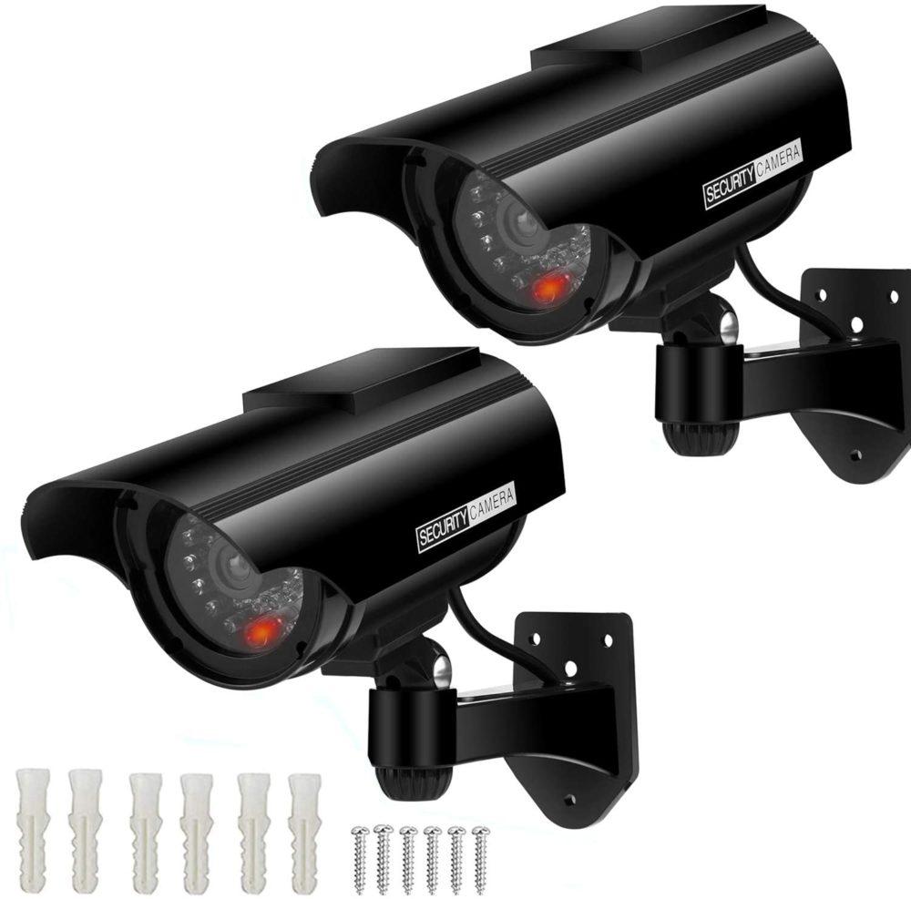 Best fake security camera