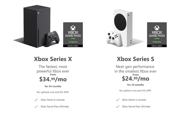 Walmart Xbox X restock