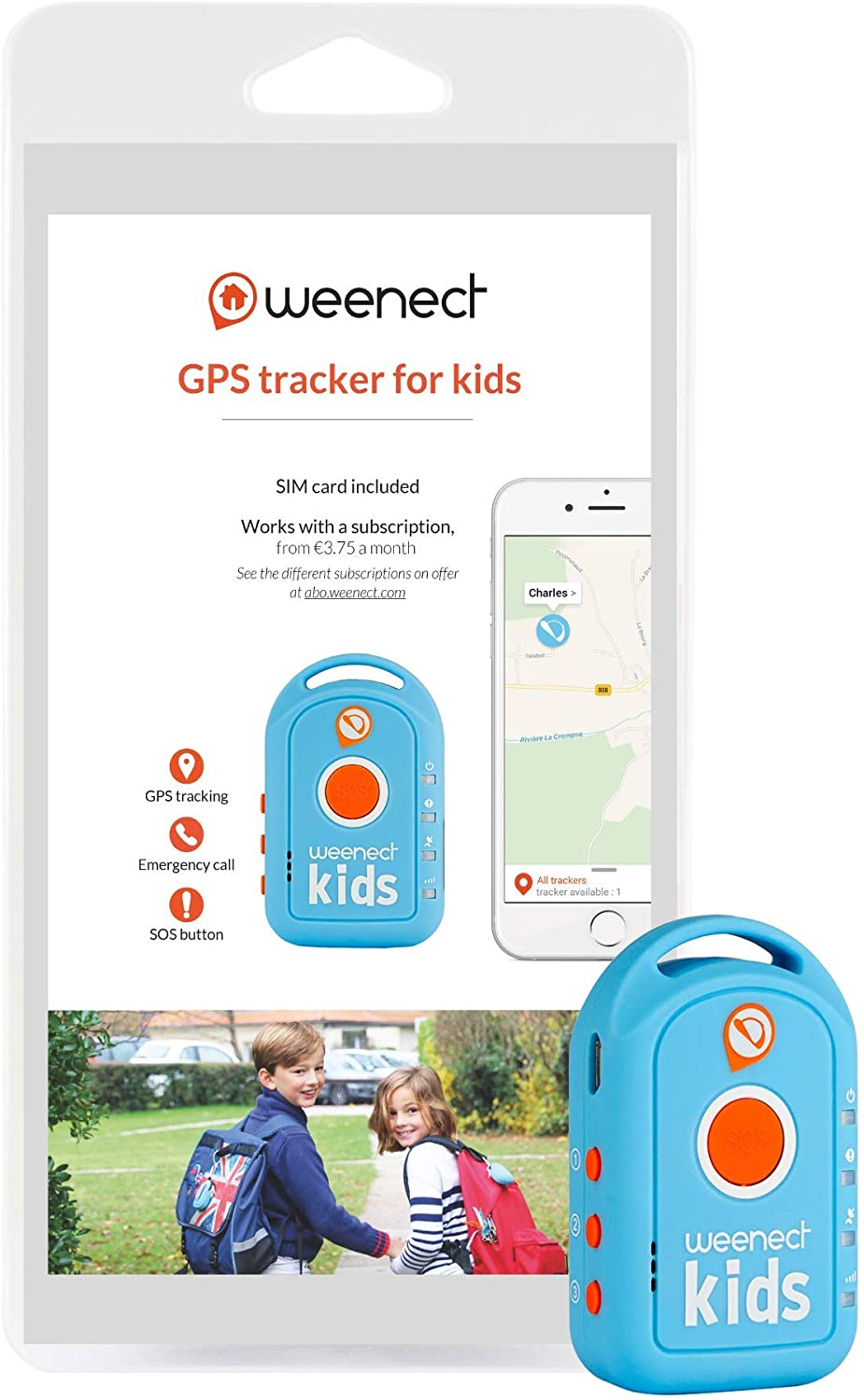 Best tracking device for kids